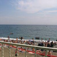Beach..., Алушта