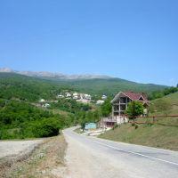 Krymské hory, Алушта