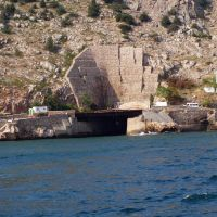 Balaklava,submarines gate, Балаклава