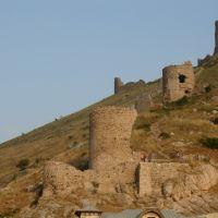 Балаклава, крепость Чембало (Balaklava the Genoese fortress of Chembalo), Балаклава
