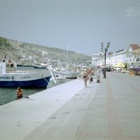 The Dock For Small Ships. Причал для маломерных судов., Балаклава