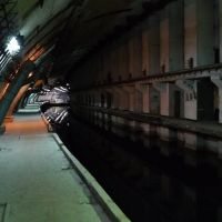 Inside the Balaklava nuclear submarine base, Балаклава