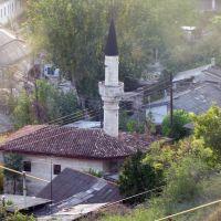 Тахтали́ Джамі (Деревяна/Дощата мечеть, 1707 р. ) 05/10/2008, Бахчисарай