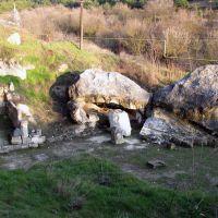 археологічні розкопки вірменського монастиря  (XV-XVI) / 22.03.2009, Бахчисарай