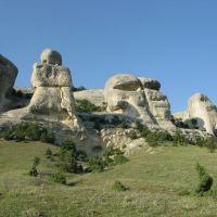 Bakhchysaray Sphinxs, Бахчисарай