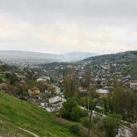 Город-сад, Бахчисарай