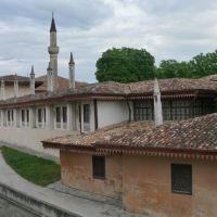 Pałac Chanów.......Bachczysaraj, Бахчисарай