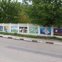 Забор 3 / Fence 3, Бахчисарай