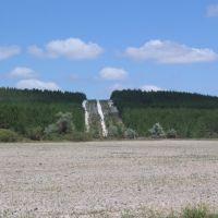 По дороге к Белой Скале, Белогорск