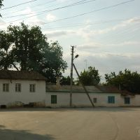 Old houses in Bilohirsk (Qarasubazar), Белогорск