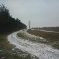дорога на Тайган, Белогорск