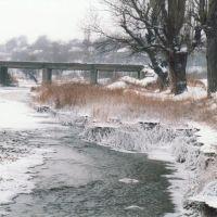 старый мост, Белогорск