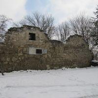 Развалины караван-сарая Таш-Хан, Белогорск