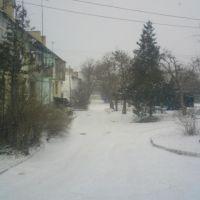 тихо падал снег..., Белогорск