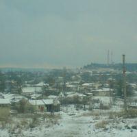 белогорск зимой, Белогорск