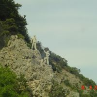 Альпіністи, Гаспра