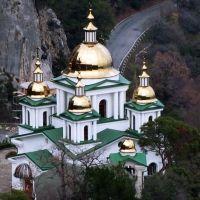 2009.12.23 Церковь Архистратига Божия Михаила, Гаспра