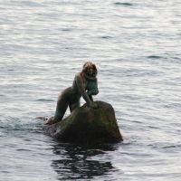 Русалка с младенцем, Гаспра