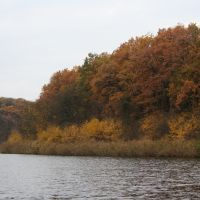 ріка Самара, Гвардейское