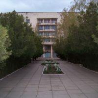 Центральная Районная Больница, Джанкой