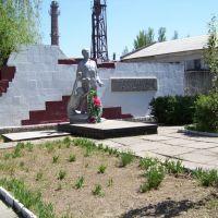 Памятник жертвам концлагеря, Джанкой