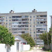 Девятиэтажный дом, Джанкой