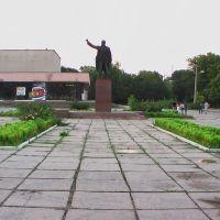 памятник В.И. Ленину, Джанкой
