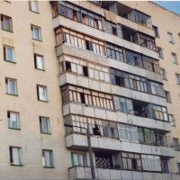 Blok mieszkalny w Dżankoj, Джанкой