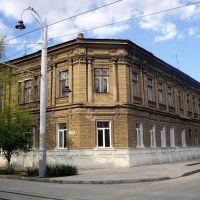 Гимназия Рущинской А.П., Евпатория