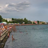 Портовая зона, Евпатория