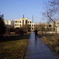 Парк у вокзала, Евпатория
