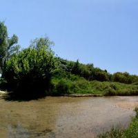 Дорога через речку Зуя, Зуя