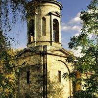 Crimea, Kerch - Ivan Predtechis church (IX-X centuries), Керчь