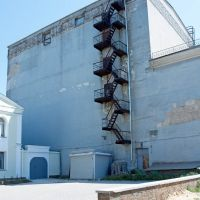 Back side of the theatre / Kerch, Russia, Керчь