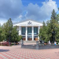 Pushkin Theater / Kerch, Russia, Керчь