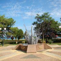 Керч - памятник саперам, Керчь - Памятный знак сапёрам, Керчь