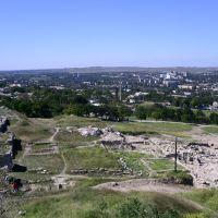 раскопки Пантикапея, Керчь