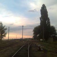 Станция Бункерная Донецкой железной дороги, Кировское
