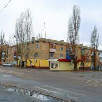 Перекрёсток, Кировское