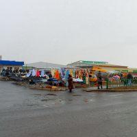 Базарные ряды квартала, Кировское