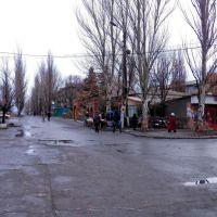 Стихийный рынок, Кировское