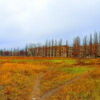 футбольное поле, Кировское