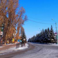 Центральная магистраль Кировска, Кировское