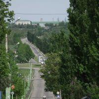 догога к шахте КД, Кировское