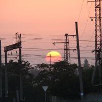 Закат, Красногвардейское