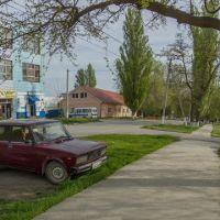 ул. Чапаева, Красноперекопск