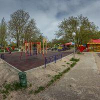 Детская площадка, Красноперекопск