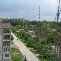 ул. Папанина (Papanina street), Красноперекопск