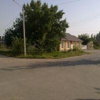 Frunze / Mendeleeva St. crossrd, Красноперекопск