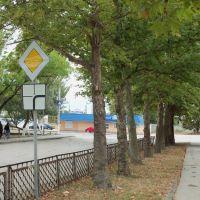 Главная дорога меняет направление, Красноперекопск